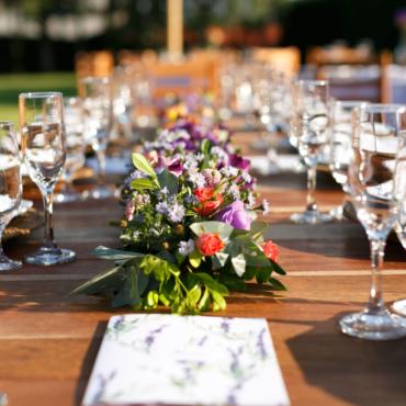 Conheça os estilos de decoração de casamento