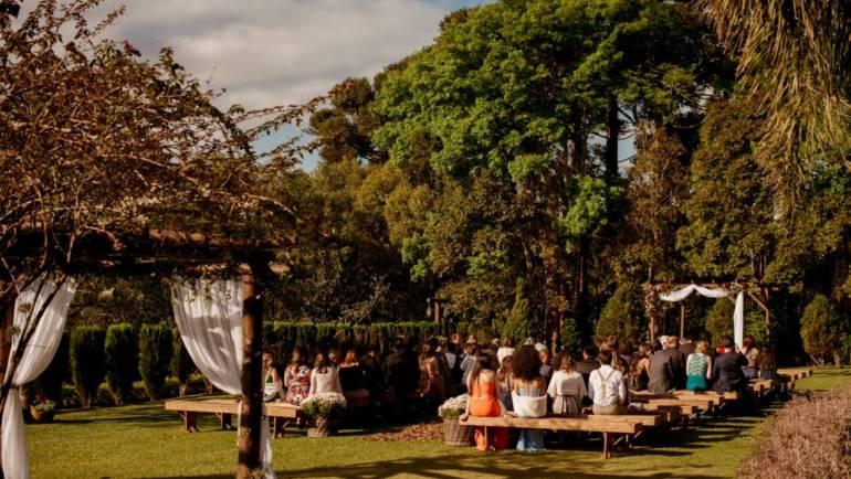 O Cenário Ideal: Como escolher o local para casamento ao ar livre